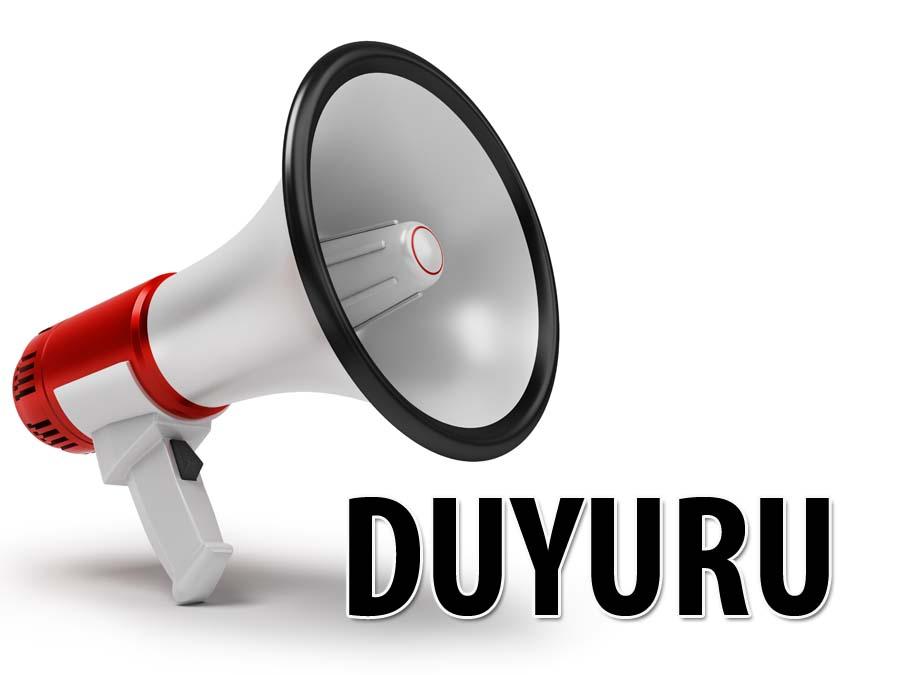 Duyurular - Yenimahalle Belediyesi